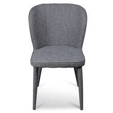 Load image into Gallery viewer, Dark Grey Dining Chair