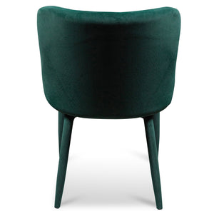 Velvet Green Dining Chair