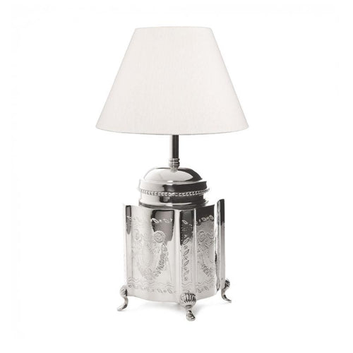 Kensington Table Lamp Base in Small or Large