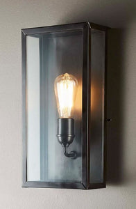 Goodman Wall Light in Black