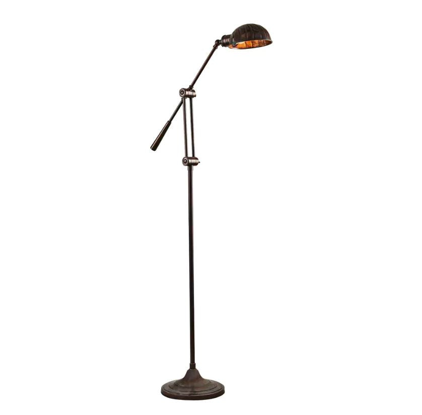 Calais Floor Lamp in Bronze