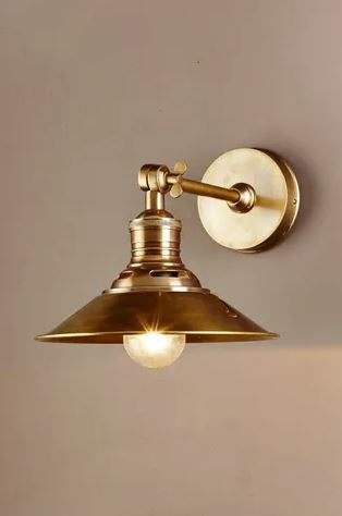 Bristol Sconce in Brass