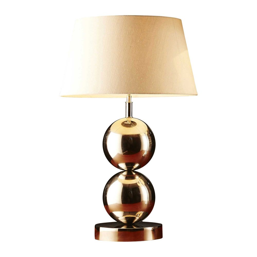 Diesel Table Lamp Nickel Base