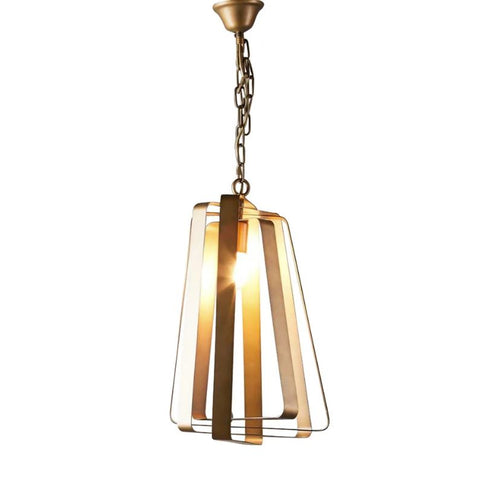Mona Vale Hanging Lamp in Copper