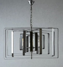 Load image into Gallery viewer, Tamarama Ceiling Light in Black Brass