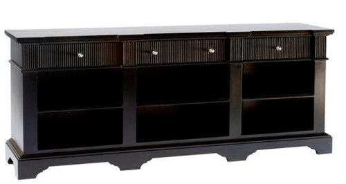 Hamptons Black Open Entertainment Unit
