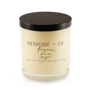 Heracode & Co Figue Candle
