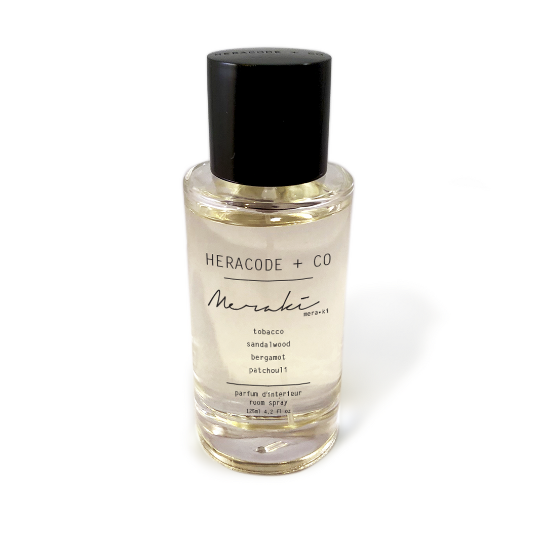 Heracode & Co Meraki Room Spray