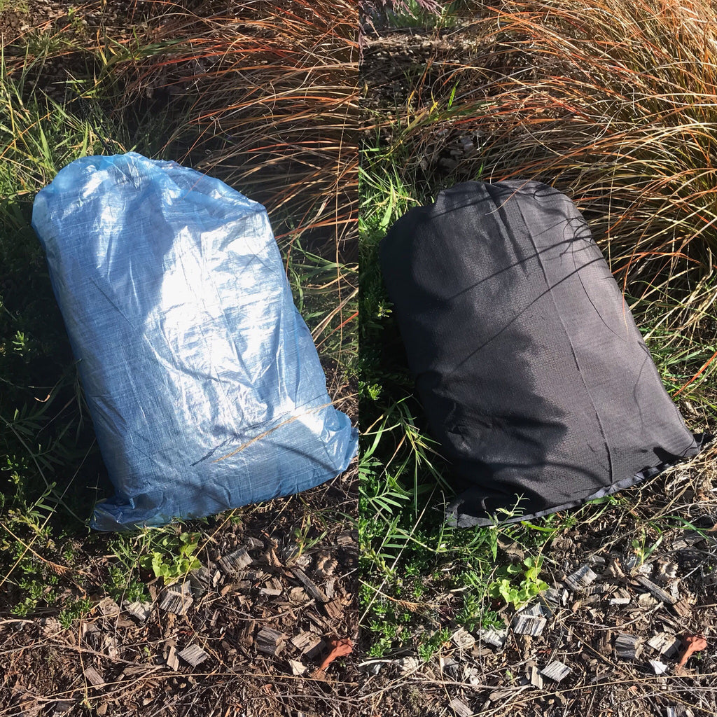 Reversable Stuff Sack Backcountry Pillow
