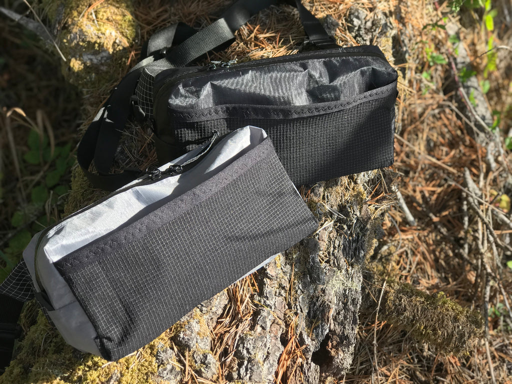 Ultralight Minimalist Fanny Pack
