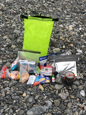 Fully Woven Dyneema Food Bag