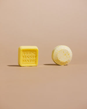 Shampoo & Conditioner Bar Duo For Oily Hair