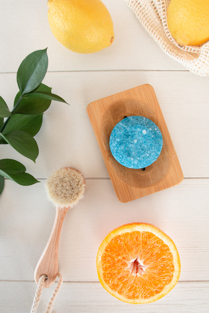 Shampoo & Conditioner Bar Duo For Normal Hair