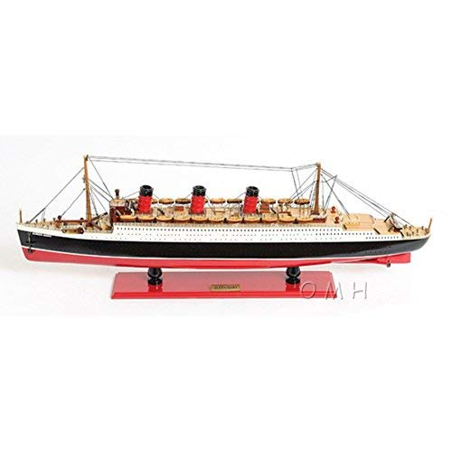 Old Modern Handicrafts Queen Mary Collectible