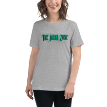 Load image into Gallery viewer, The Dark Zone Logo Women's Relaxed T-Shirt