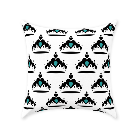 Image of Tiara - Throw Pillows