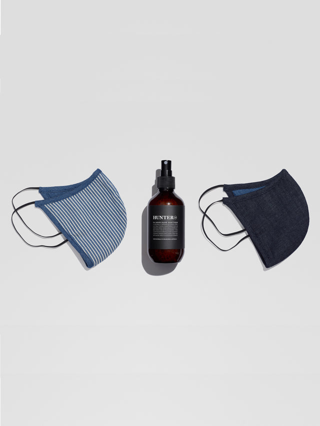 Hunter Lab x Nobody Denim Protection Kit