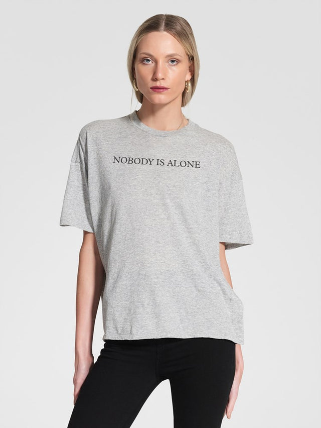 Nobody is Alone Tee