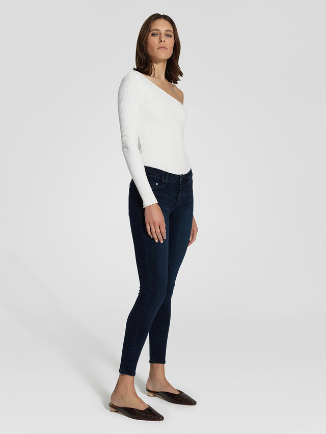Geo Skinny Ankle Rebel