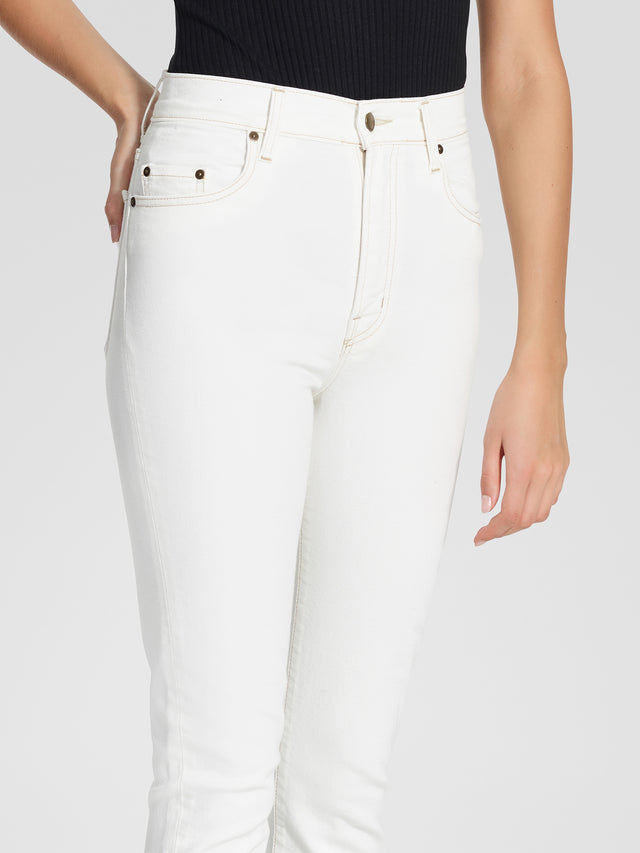 Frankie Jean Ankle Stretch Natural