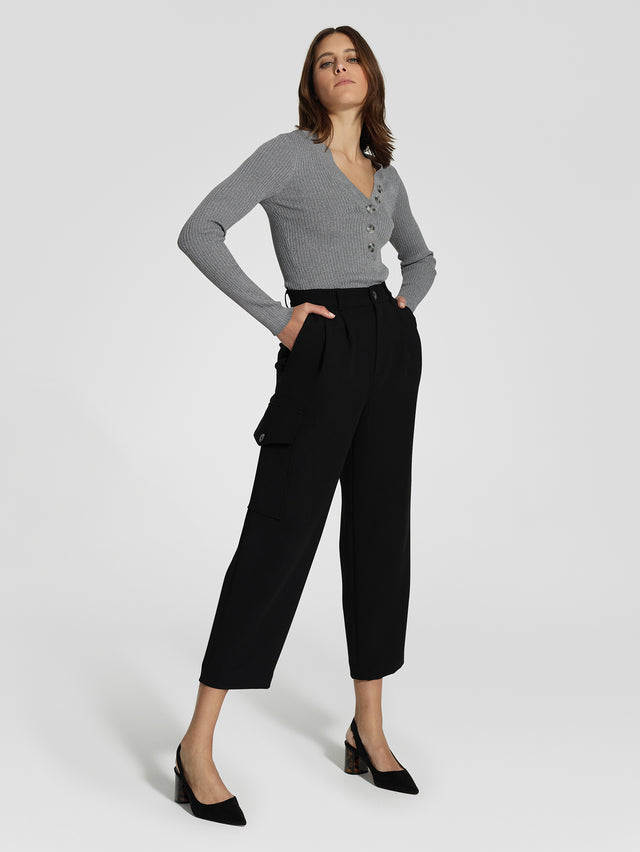 Pleat Pant Tailored