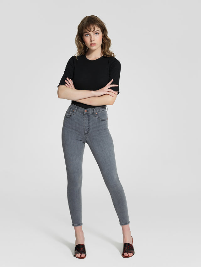 Cult Skinny Ankle Petite Ash
