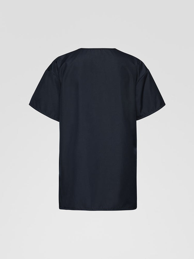 Unisex Scrub Top Navy