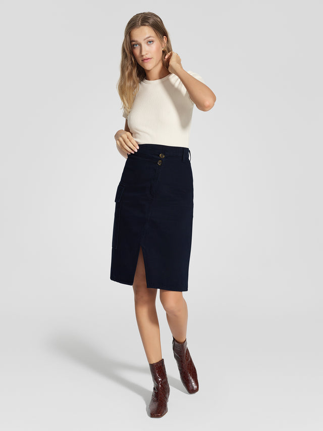 Angled Skirt Sailor