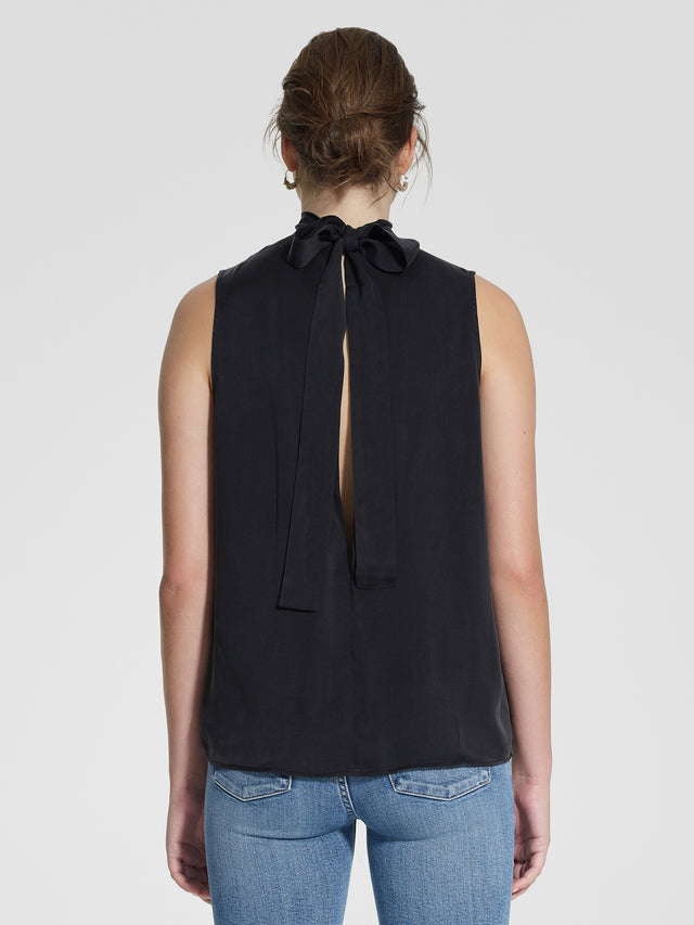 Split Top Black