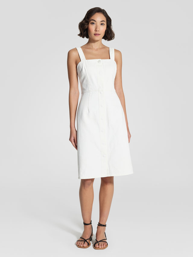 Marina Dress White