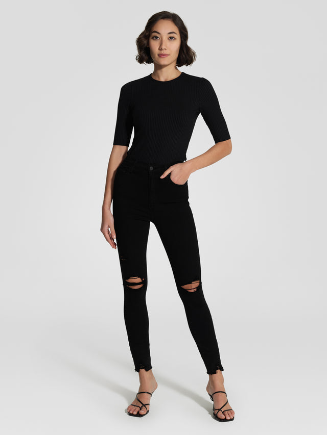 Siren Skinny Ankle Dramatic