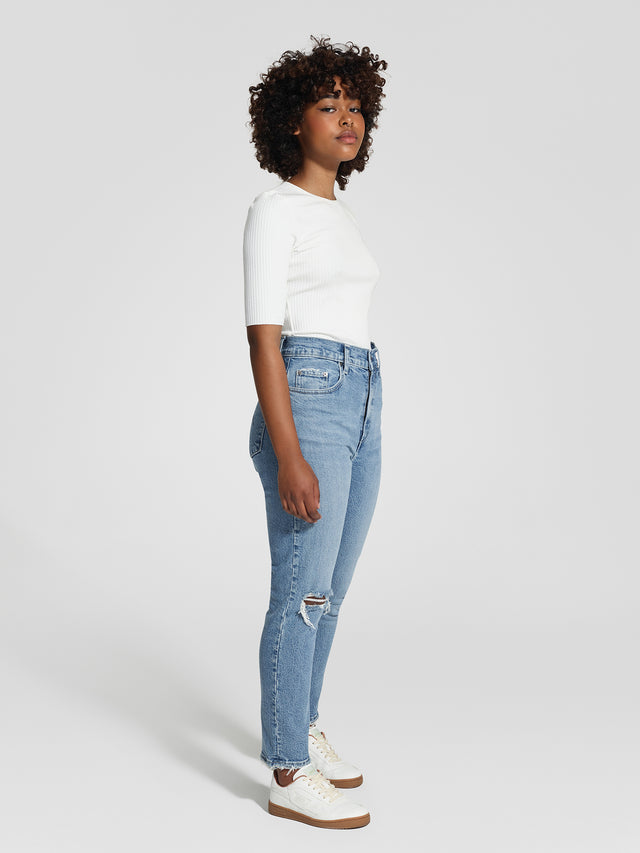 Frankie Jean Ankle Stretch Petite Surfing