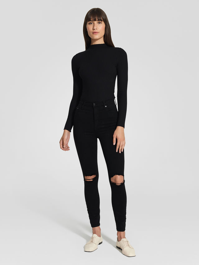 Siren Skinny Ankle Silhouettes