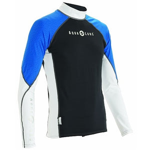 Aqualung ling sleeve rash guard - SportsCenterSG