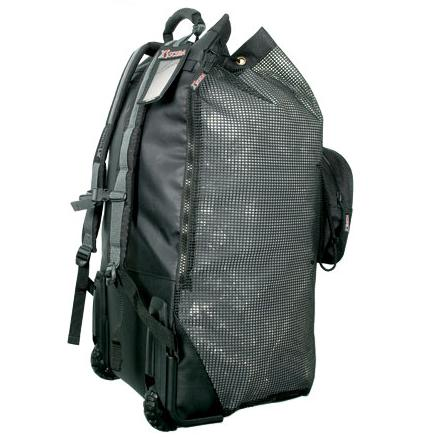 XS Scuba BG 327 wheeled mesh backpack - SportsCenterSG
