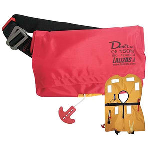 Lalizas inflatable lifejacket belt - pack delta 150 N