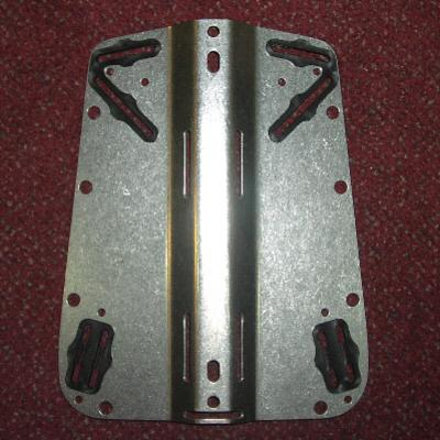 Deep sea supply pro - fit stainless steel backplate - SportsCenterSG