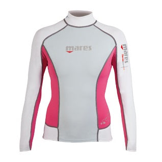 Mares thermo guard 0.5mm long sleeve she dives - SportsCenterSG