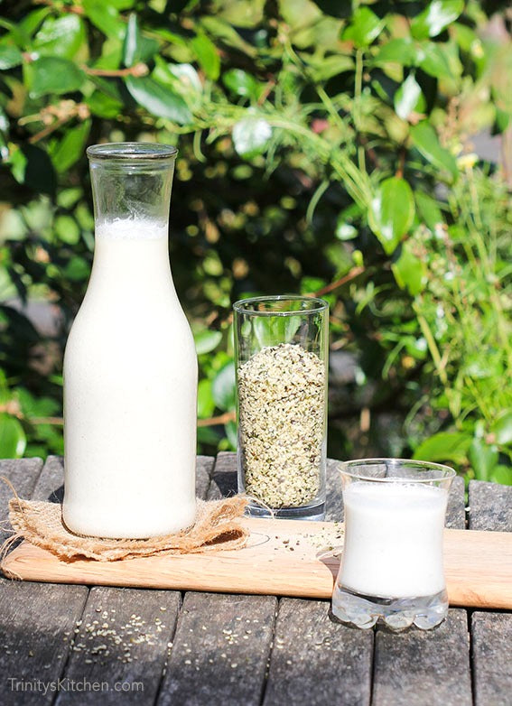 Why is Hemp Milk the better alternative for you?