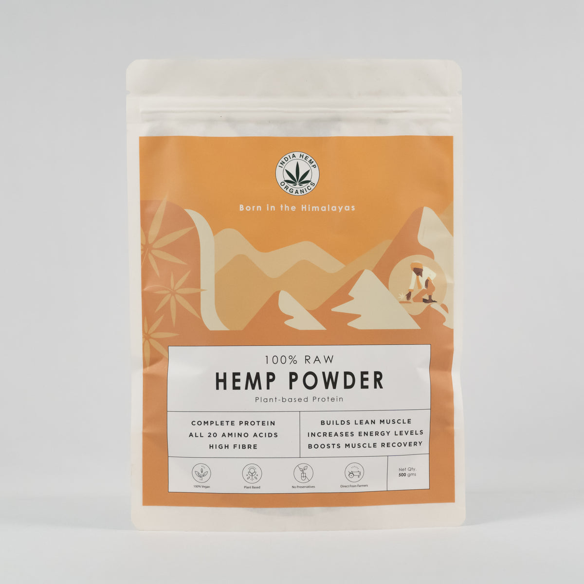 Hemp Protein Powder