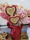 Valentine Cookie Bouquet for your LOVED one