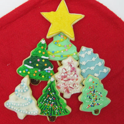 Small Christmas Tree Cookie Cutter- Stainless Steel