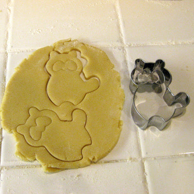 Raccoon Cookie Cutter - Stainless Steel