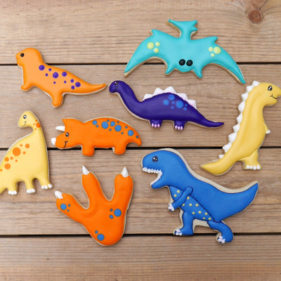 Dinosaur Cookie Cutter Set - 8 Piece Set