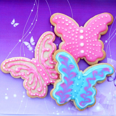 Butterfly Cookie Cutter - Stainless Steel