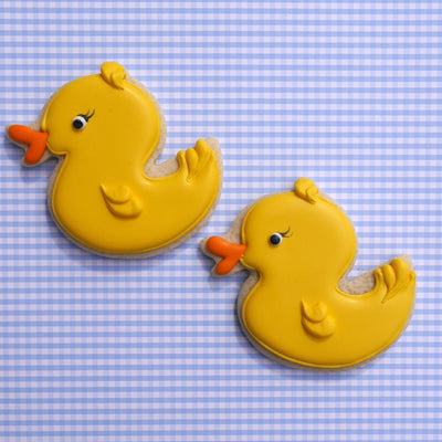 Duckling Duck Cookie Cutter- Stainless Steel
