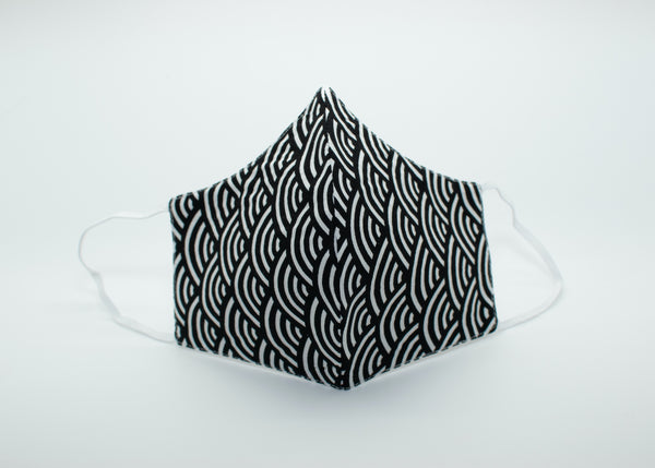 Black Arches Mask