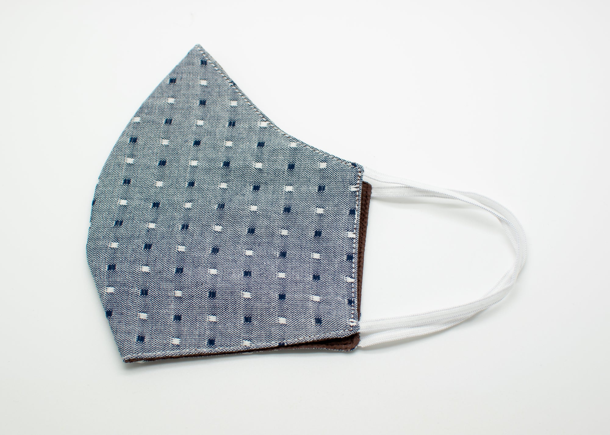 Abstract Squares Mask