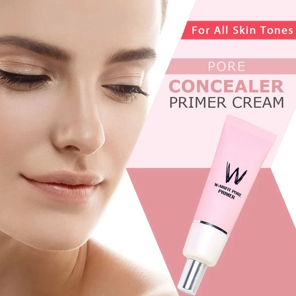 Pore Concealer Primer Cream (Suitable for all skin tones)
