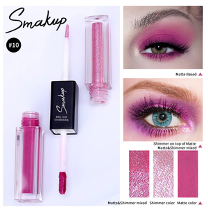 Double Color Liquid Eye Shadow